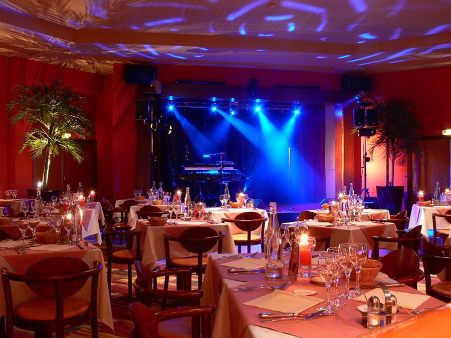 Restaurant Sur Le Port De Morlaix