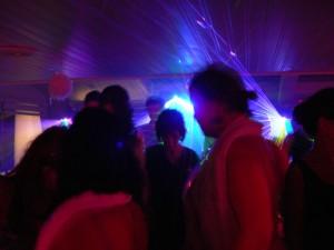 Mariage sur l'Azénor à Brest - Soirée dansante